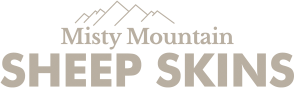 Misty Mountain Sheepskin Company Logo